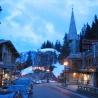 Cinci staţiuni de schi preferate ale celebrităţilor