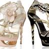 Sandalele Loriblu decorate cu cristale Swarovski, atracţia primăverii