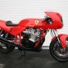 Singura motocicletă Ferrari din lume valorează circa 160.000 de dolari