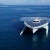 Catamaranul PlanetSolar, prima navă solară care a înconjurat planeta