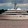 Lurssen va lansa la apă cel mai mare iaht de lux din lume: Azzam