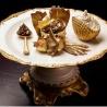Brioșa din aur comestibil, cea mai scumpă prăjitură