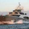 """Debut spectaculos la Cannes Boat Show pentru iahtul """"La Pellegrina"""""""
