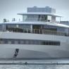 """Super-iahtul """"Venus"""" conceput de Steve Jobs lansat în Olanda"""