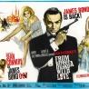 Cea mai cuprinzătoare colecţie de postere James Bond va fi curând licitată