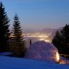 Stațiunea Whitepod – tabără high-tech în Alpii elvețieni