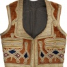 O vestă gypsy purtată de Jimi Hendrix a făcut senzație la o licitație Heritage Auctions