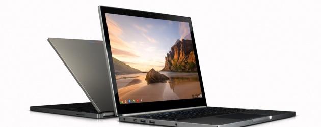 Google a lansat laptopul Chromebook Pixel