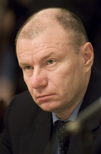 Vladimir Potanin Net Worth